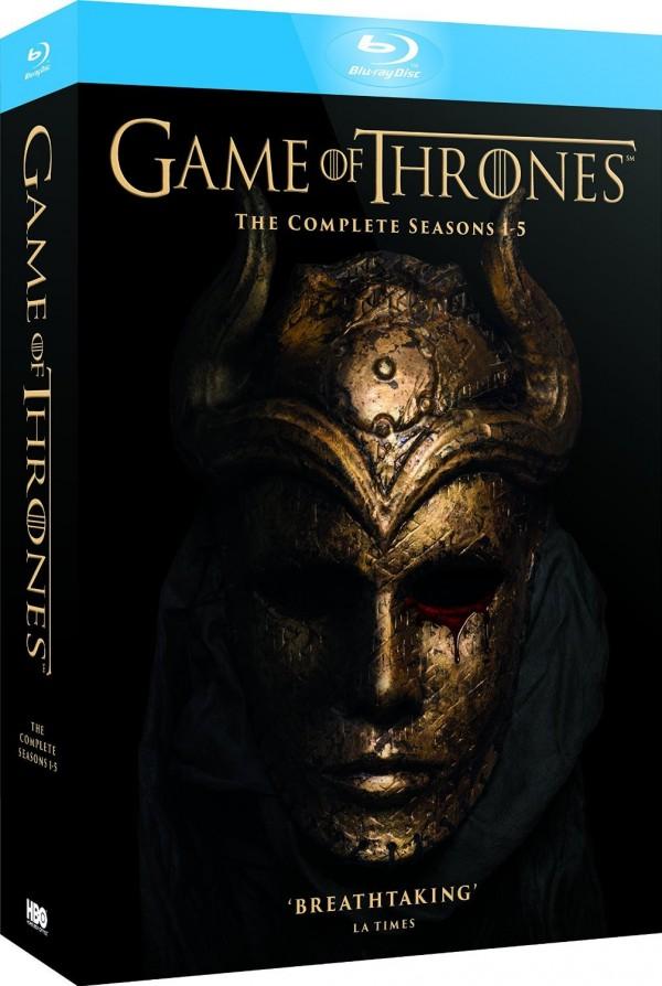 game of thrones complete seasons 1 5