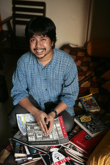 Author Samit Basu