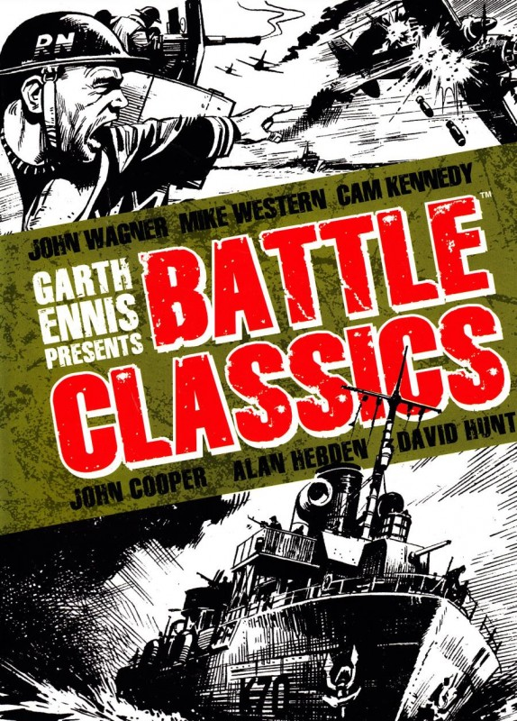 Comic Battle Comics History in 'battle