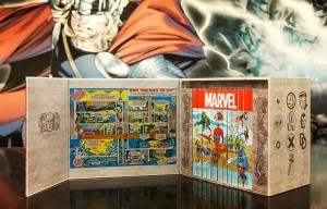 Own all the great Marvel classics in the 'Marvel Famous Firsts: 75th Anniversary Masterworks Slipcase Set'