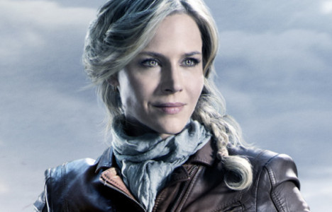 INTERVIEW: Julie Benz on 'Defiance' and being a hero to kids with cancer