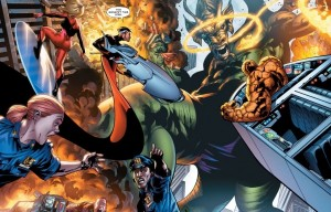 'Fantastic Four' Vol. 1 lives up to its iconic family-oriented title