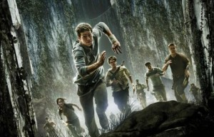 'The Maze Runner' stumbles but keeps moving
