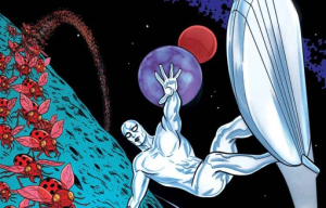 'Silver Surfer Vol. 1′ offers a fresh, light-hearted take on the tormented character