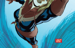 'Captain Marvel Vol. 1′ offers readers a wonderfully strong, positive female superhero