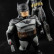 This Li'l Gotham Batman may be stumpy but he's still the Dark Knight