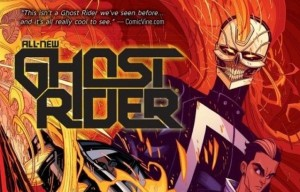 'All-New Ghost Rider' Vol. 1 starts out fast and furious