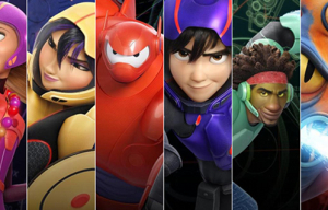 'Big Hero 6′ is good but not quite big or hero enough