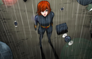 'Avengers: Electric Rain' #7 [English translation]