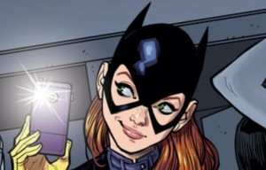 The Batgirl next door: an interview with Babs Tarr