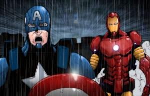 'Avengers: Electric Rain' #13 [English translation]