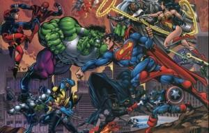 The 'DC vs Marvel' interviews, Part 1: writer Ron Marz