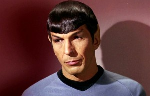 A eulogy and tribute to our friend, Spock