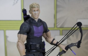 Bro, Diamond Select's Avenging Hawkeye is right behind you, bro