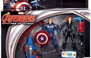 Marvel Avengers Age of Ultron Age of Ultron 3 3/4″ Action Figure Packs