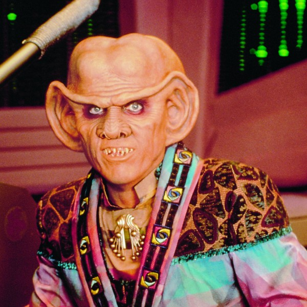 Quark Star Trek INTERVIEW: Armin Shime...