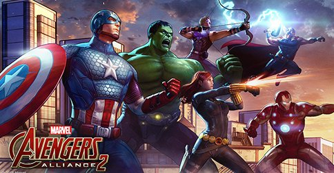 Marvel: Avengers Alliance 2 Forum Tips, strategies & allies for Marvel: Avengers Alliance 2