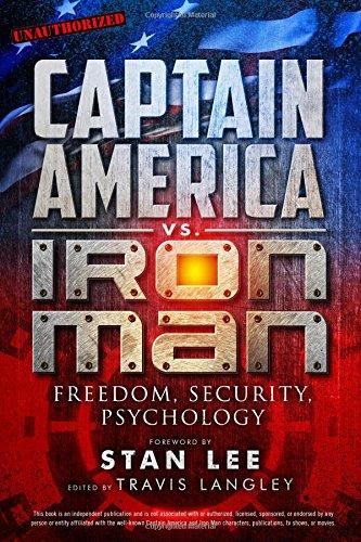 captain america vs iron man freedom security psychology