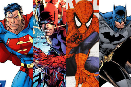The Top 10 Superheroes for Self-Development - Pop Mythology
