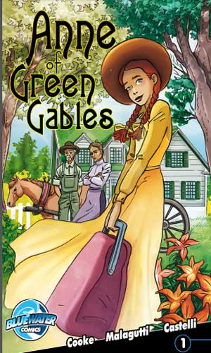 Summary of anne of green gables book