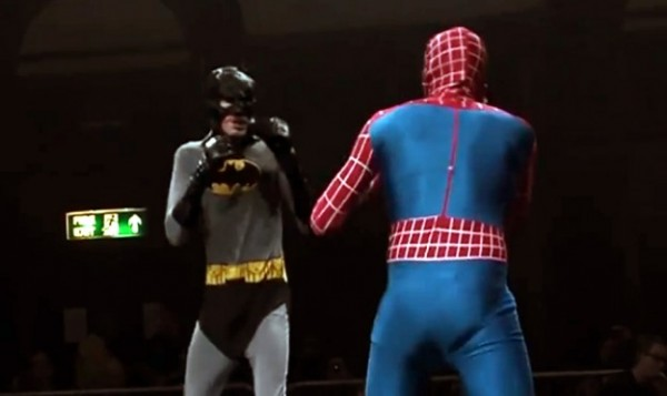 batman vs spiderman essay Hello, everybody i am abel i think everybody has ever read comics before do you have your favourite comic character i have one.