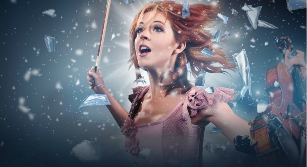Lindsey Stirling breaks through her limits in 'Shatter Me ...