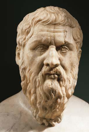 Plato (G. Dagli Orti-DeA Picture Library/Learning Pictures)