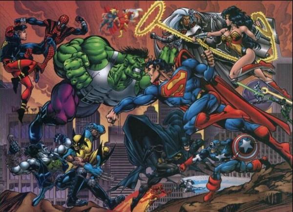 dc-vs-marvel-poster