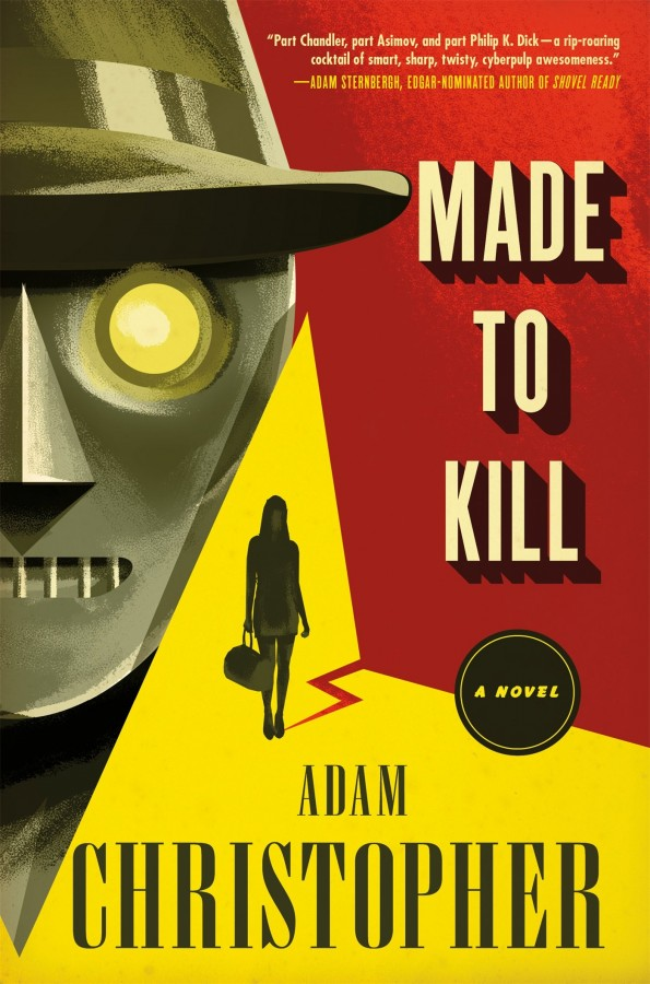 Made to Kill' is a pitch-perfect tribute to Raymond Chandler